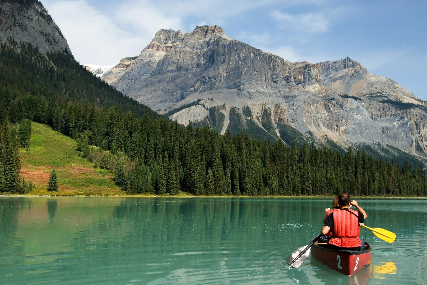 Wildnisreisen: Kanu-Abenteuer in Kanada