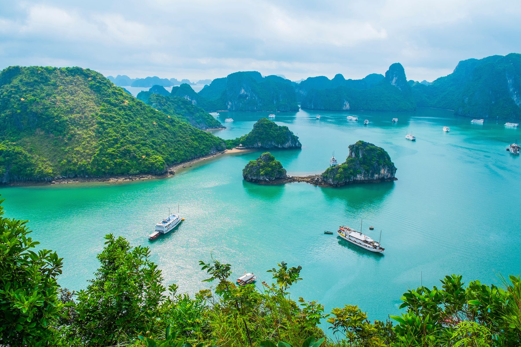 20 lugares que tienes que descubrir: Vietnam