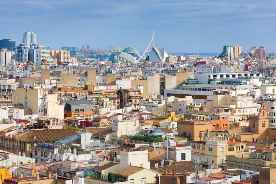 Vacanze meno di 100 euro: Valencia