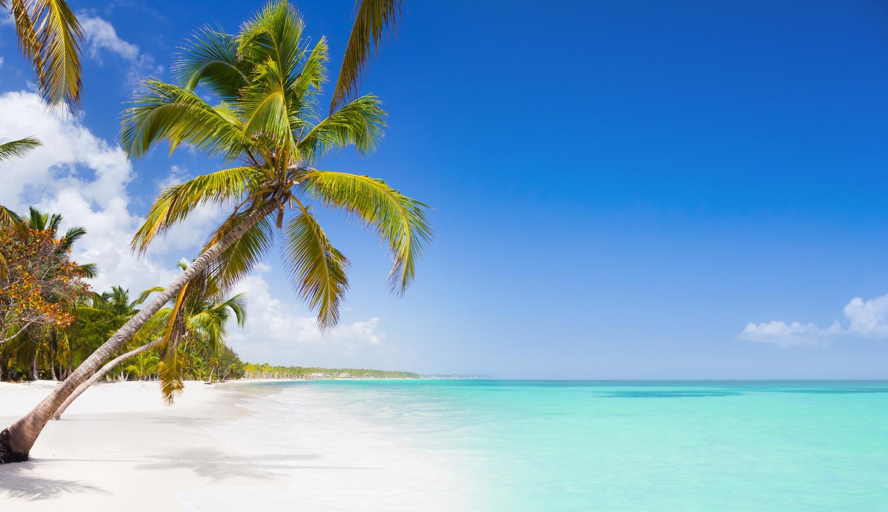Пляж в Доминикане — где отдохнуть на море зимой