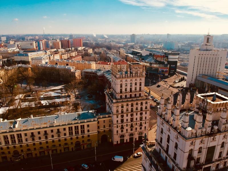 На какой станции метро лучше остановиться в Минске