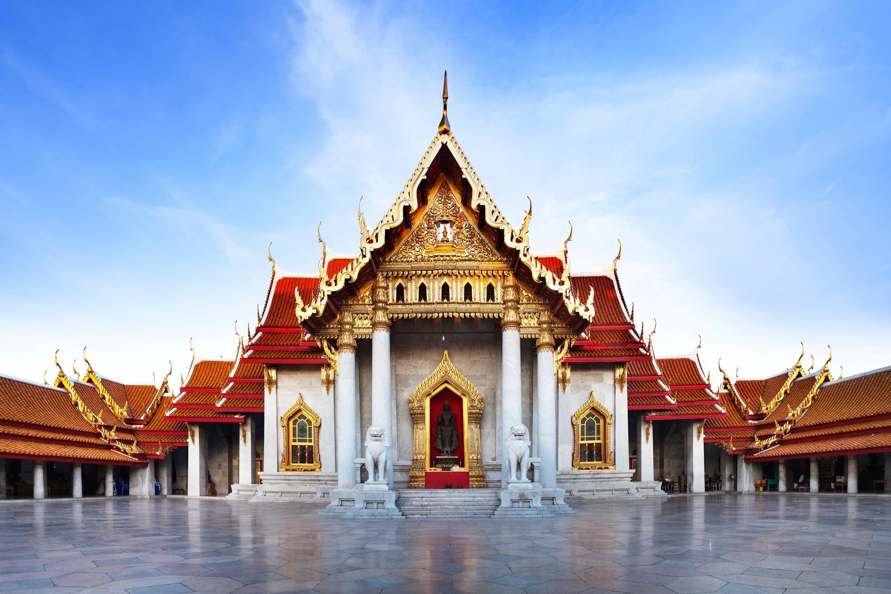 Vacaciones baratas: 17 destinos económicos: Bangkok