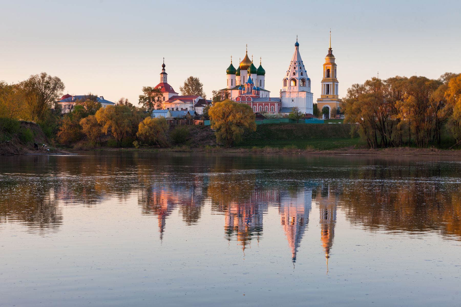 Самые интересные достопримечательности Коломны: каменный коломенский кремль