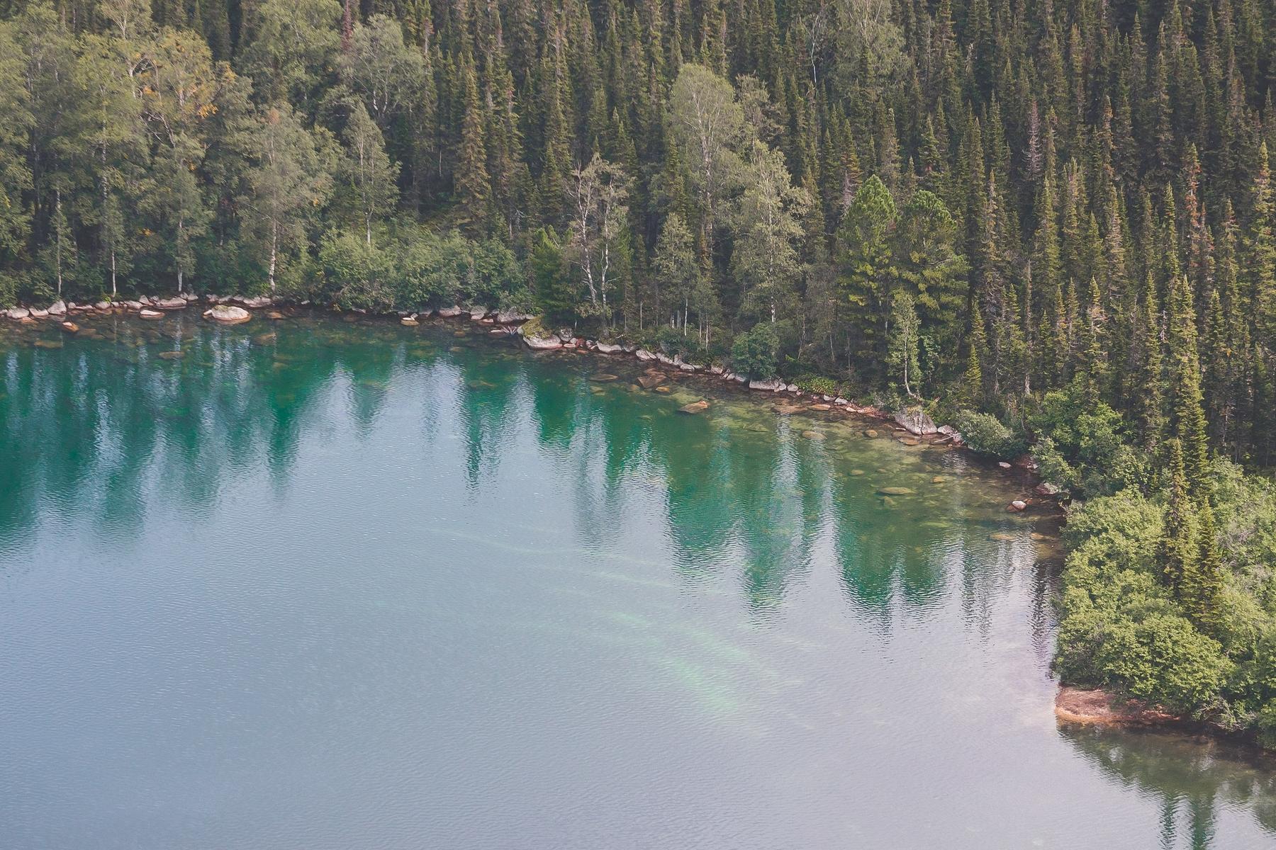 Отдых в России летом: озера Хакасии