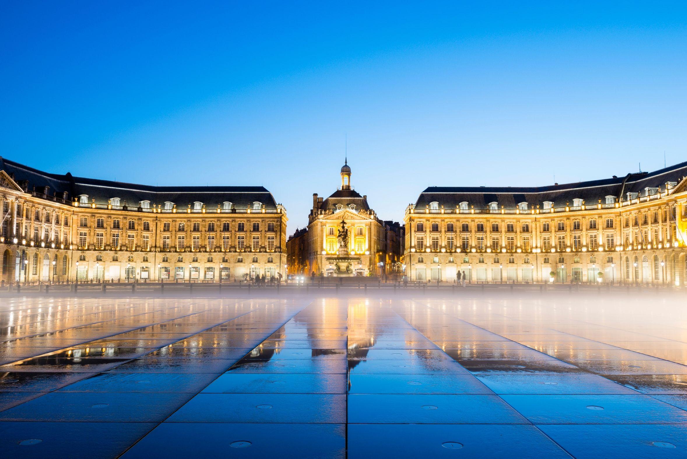 Cosa vedere a Bordeaux: place de la bourse