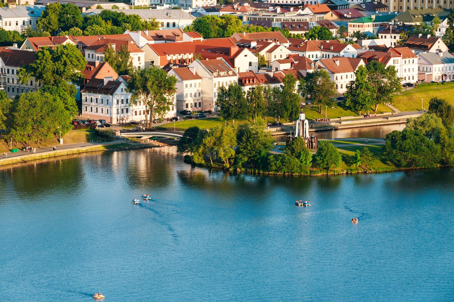 Дешевые рейсы в Белоруссию на майские каникулы