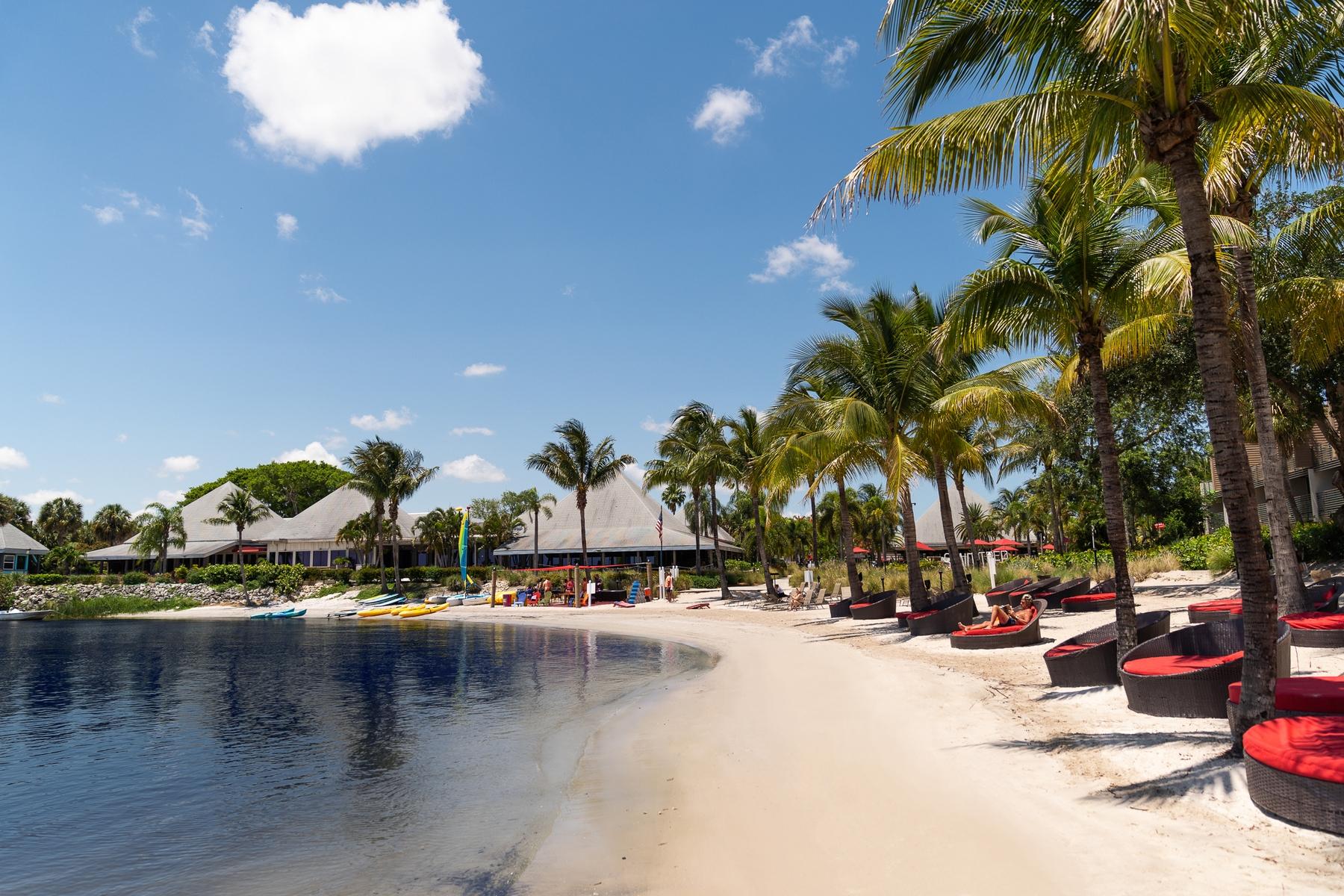 Club Med Sandpiper Bay in Port St. Lucie, Florida
