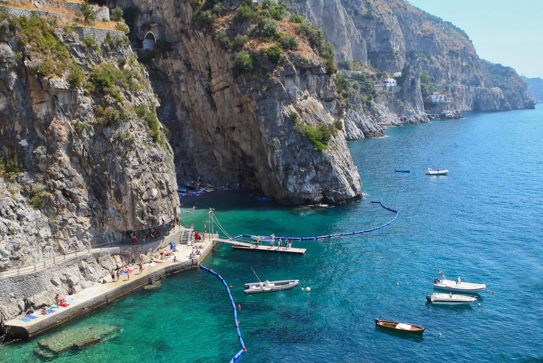 Spiagge di Napoli: Schiacchetiello