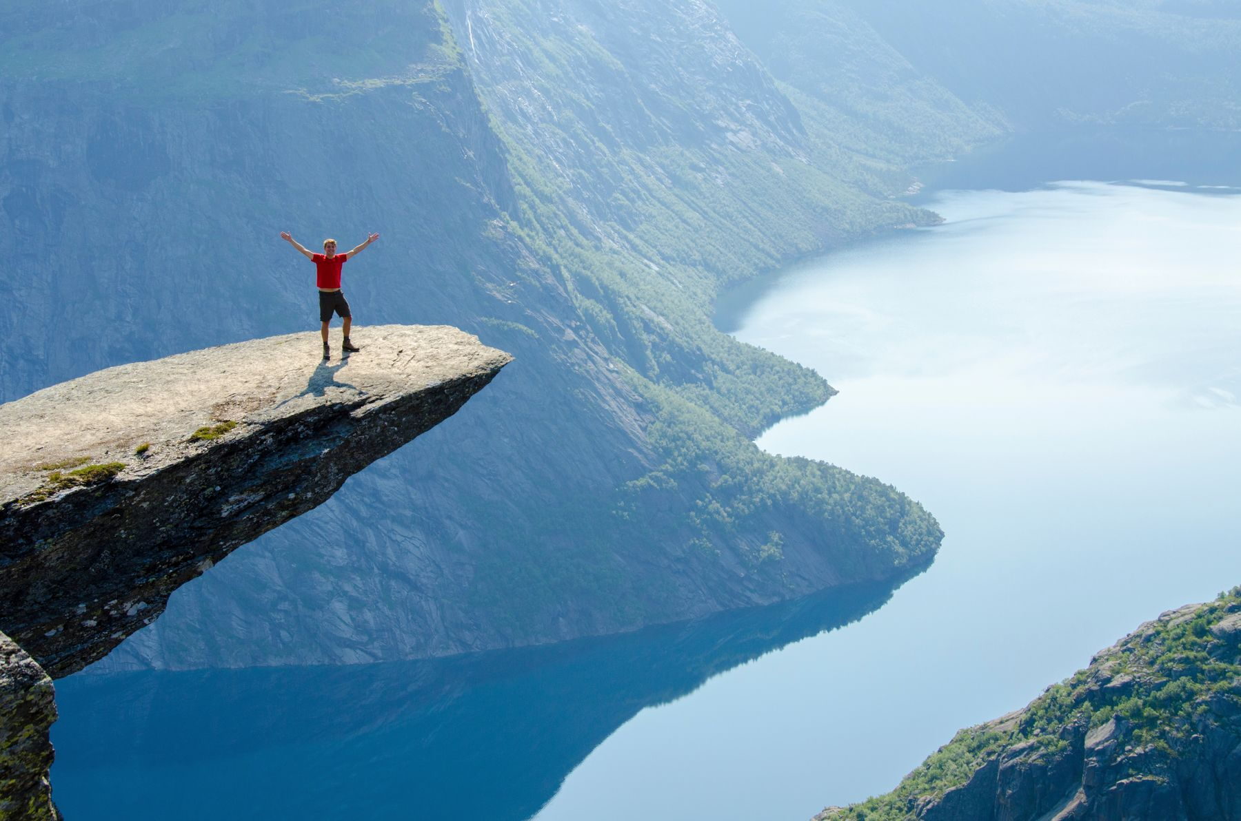 20 lugares que tienes que descubrir: Noruega