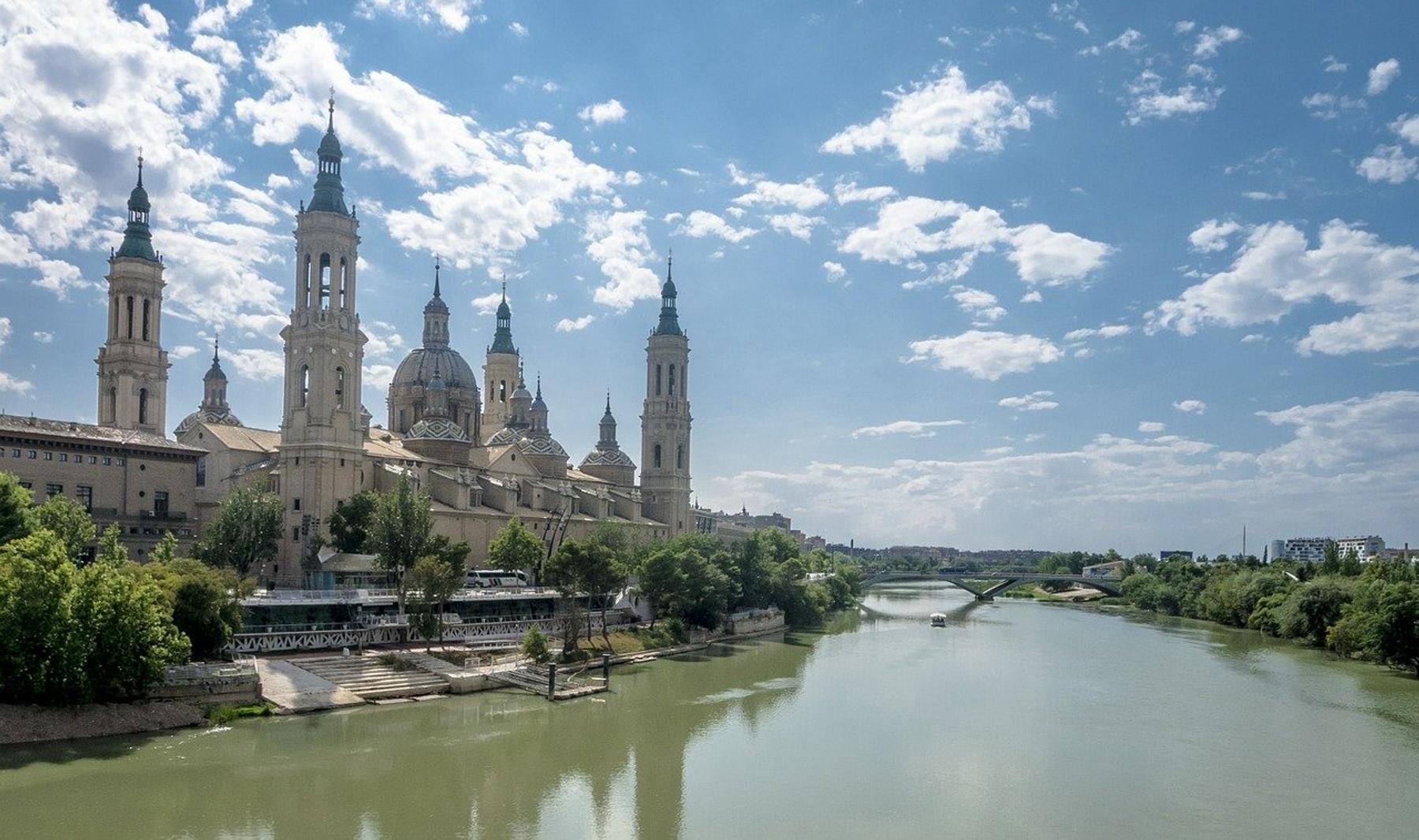Río Ebro qué ver en Zaragoza