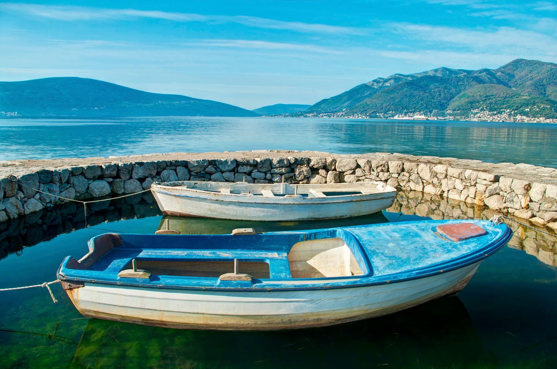 Тиват - недорогой курорт в Черногории
