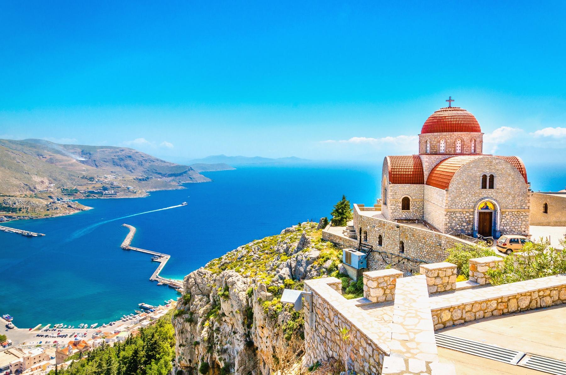 As 20 mais belas ilhas gregas: Kos