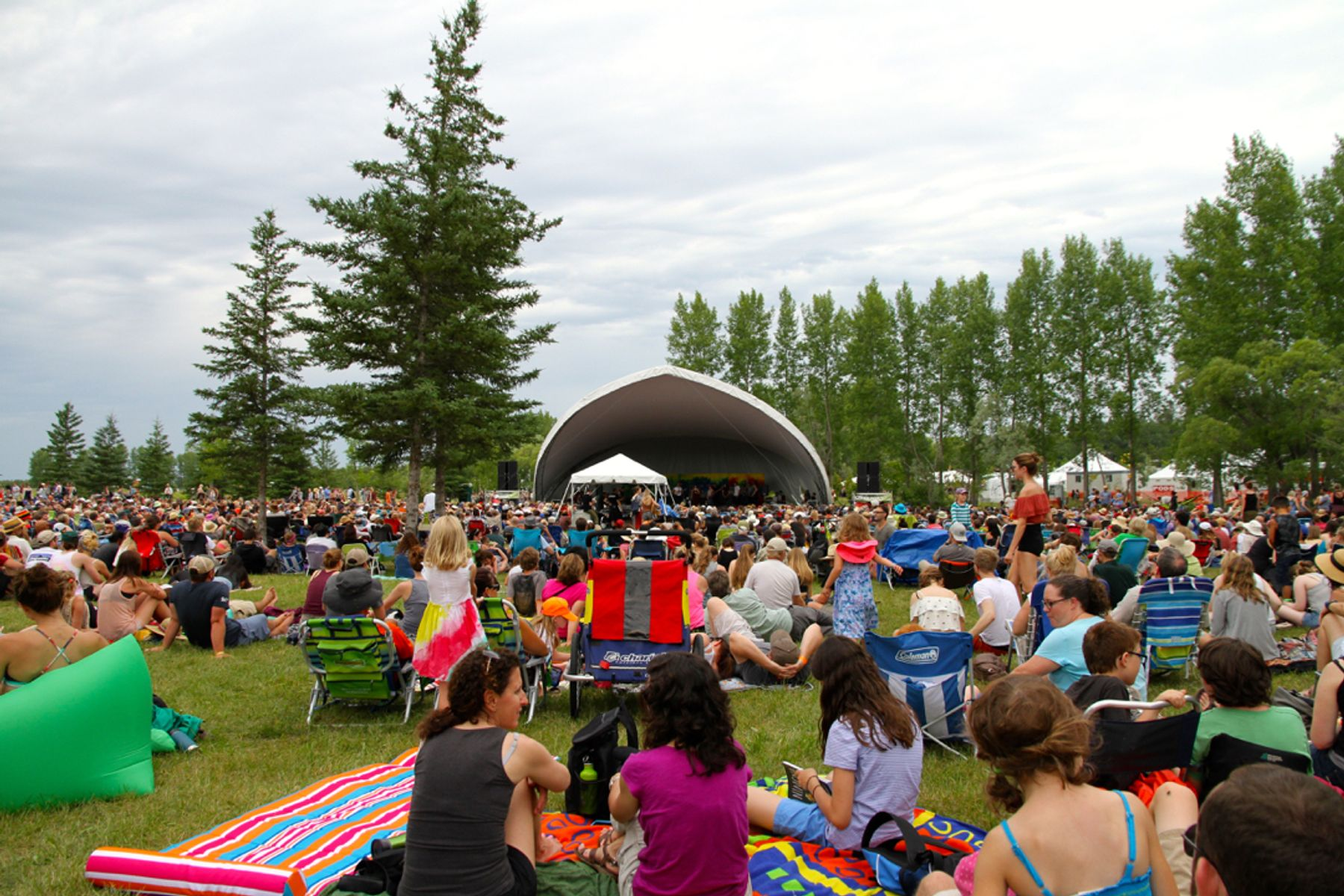 Guide to Winnipeg special events