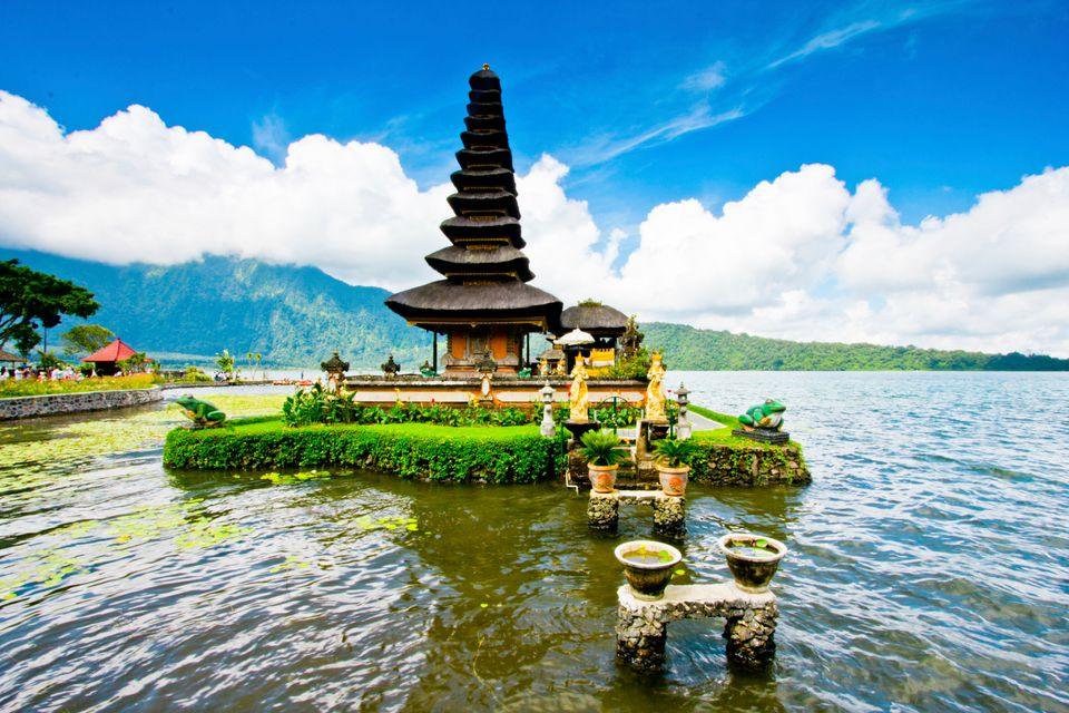 Bali Adası Balayı Tatil