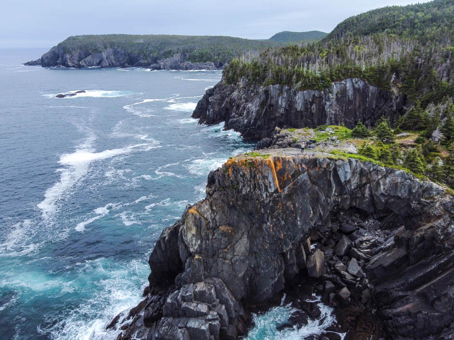 hiking trails on the avalon peninsula newfoundland