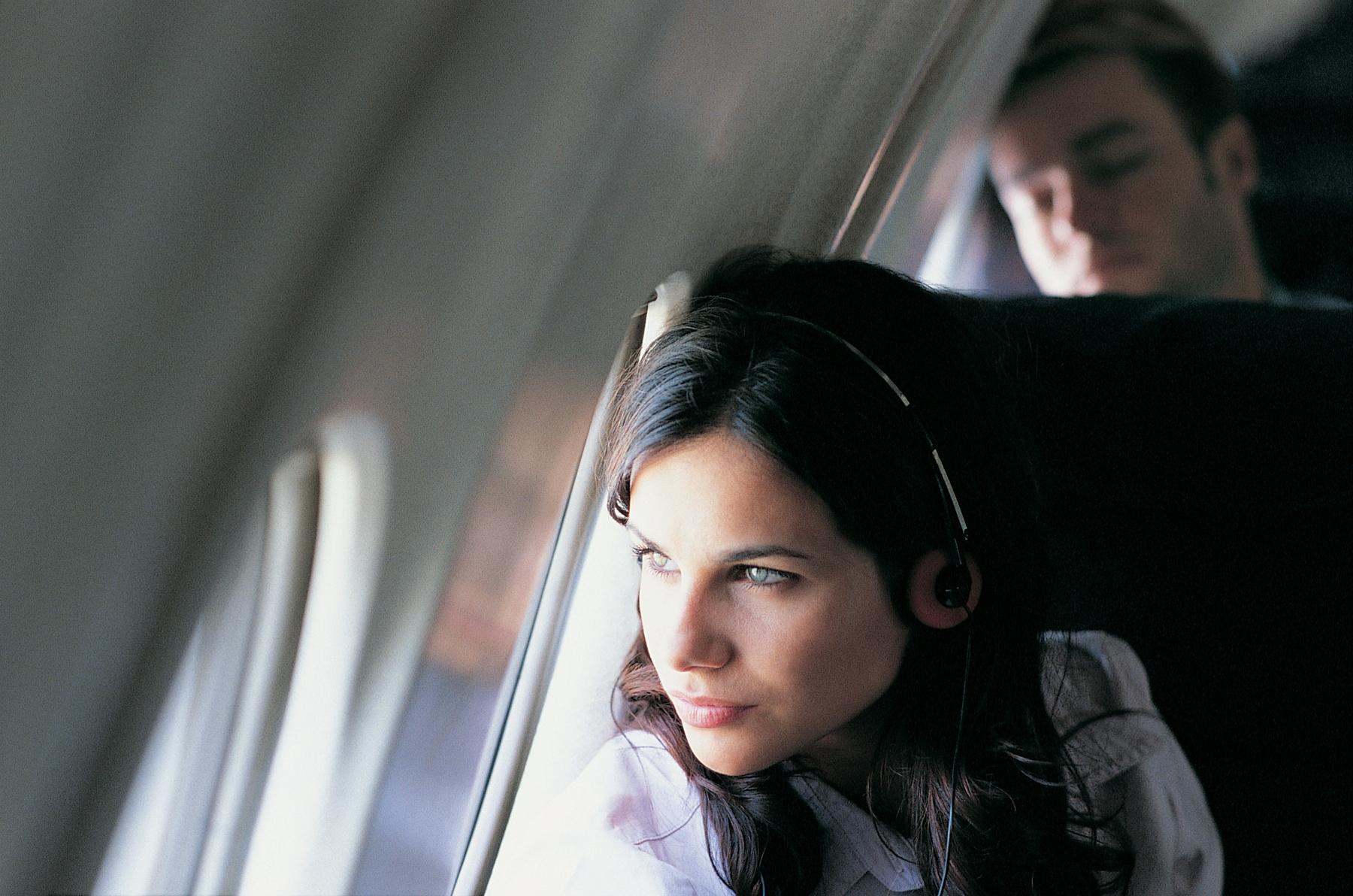 Urządzenia elektroniczne w samolocie