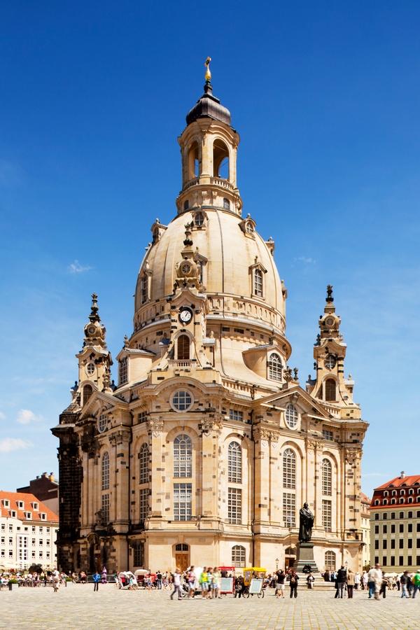 Die schönsten Sehenswürdigkeiten in Dresden: Frauenkirche