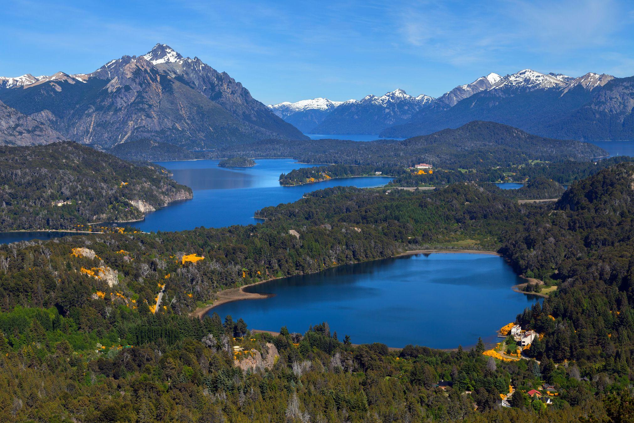 7 Maravillas Naturales de Argentina: Nahuel Huapi