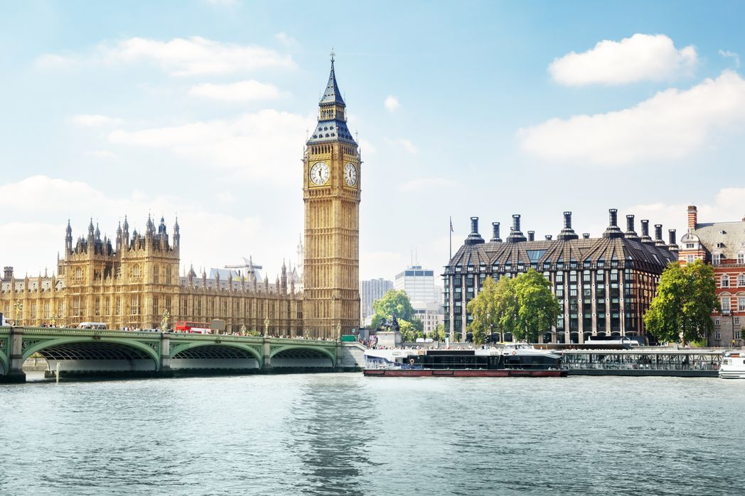 Flight deals for Passover to London