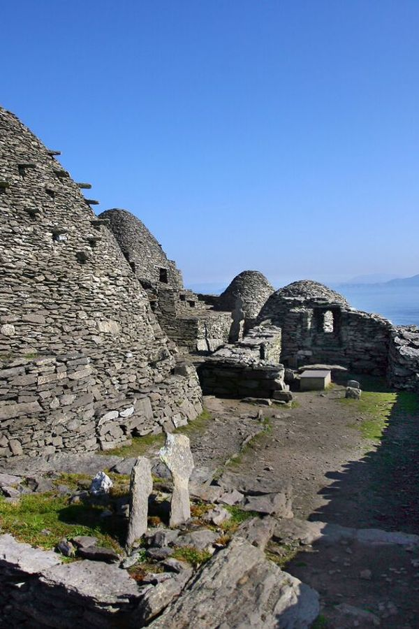 Die schönsten Sehenswürdigkeiten Irlands: Skellig Islands and Dingle Peninsula, County Kerry