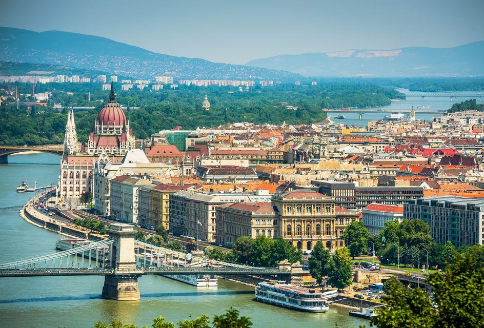Flight deals to Europe: Budapest