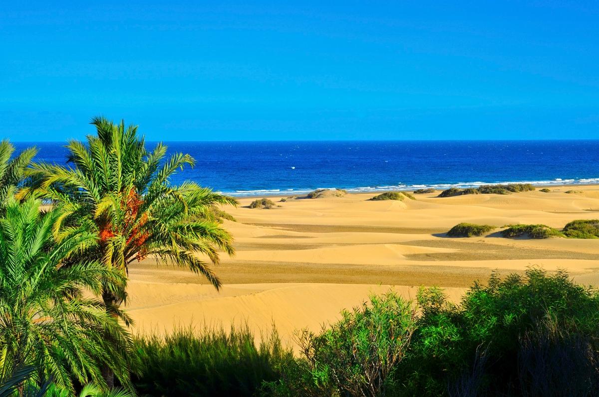 Spiagge gran Canaria: Maspalomas Gran Canaria