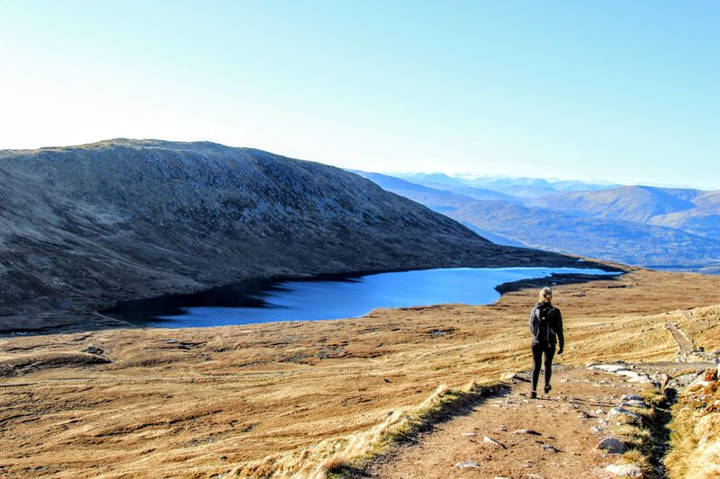Ben Nevis Schotland Highlands