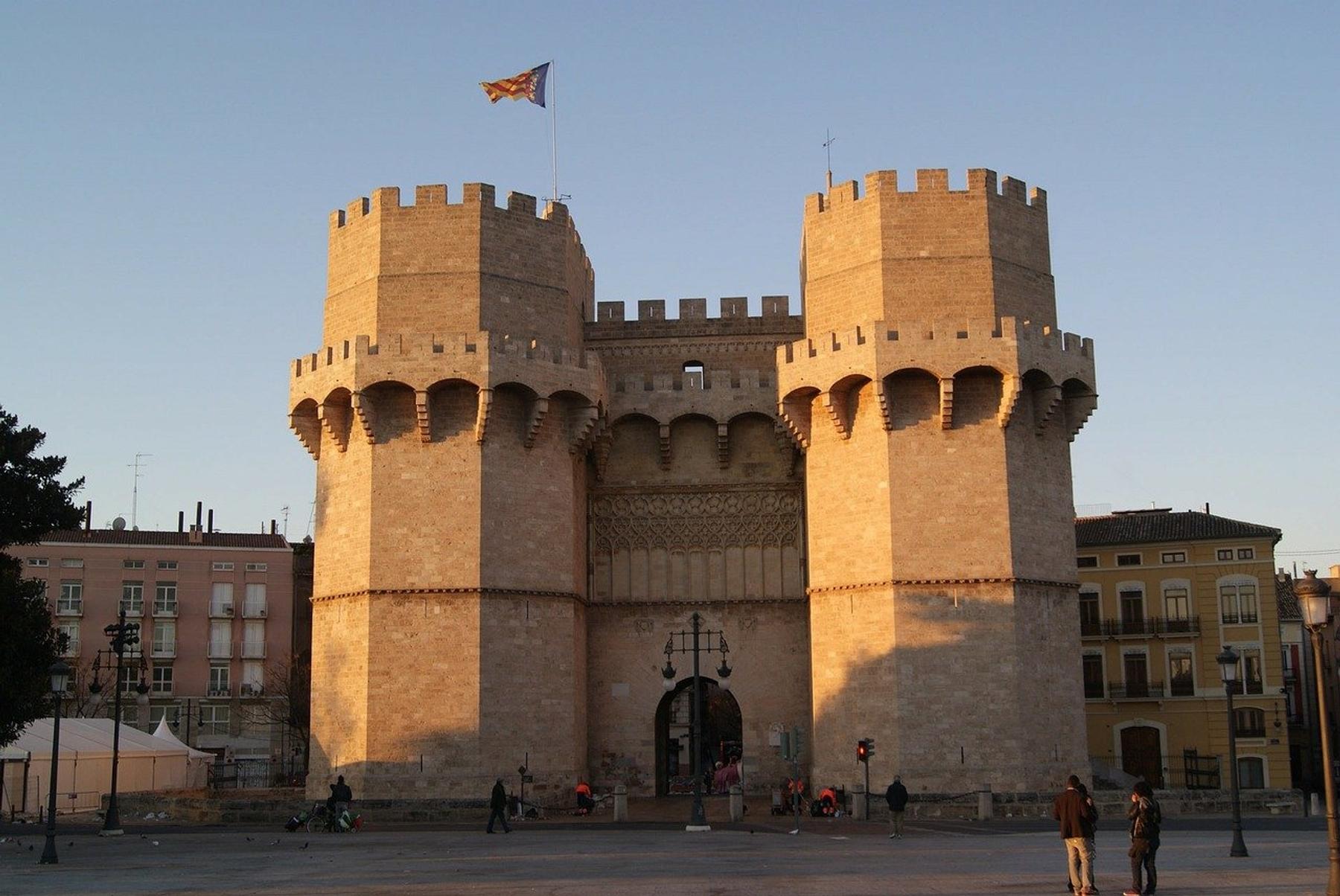 Torres de los Serranos que ver en Valencia