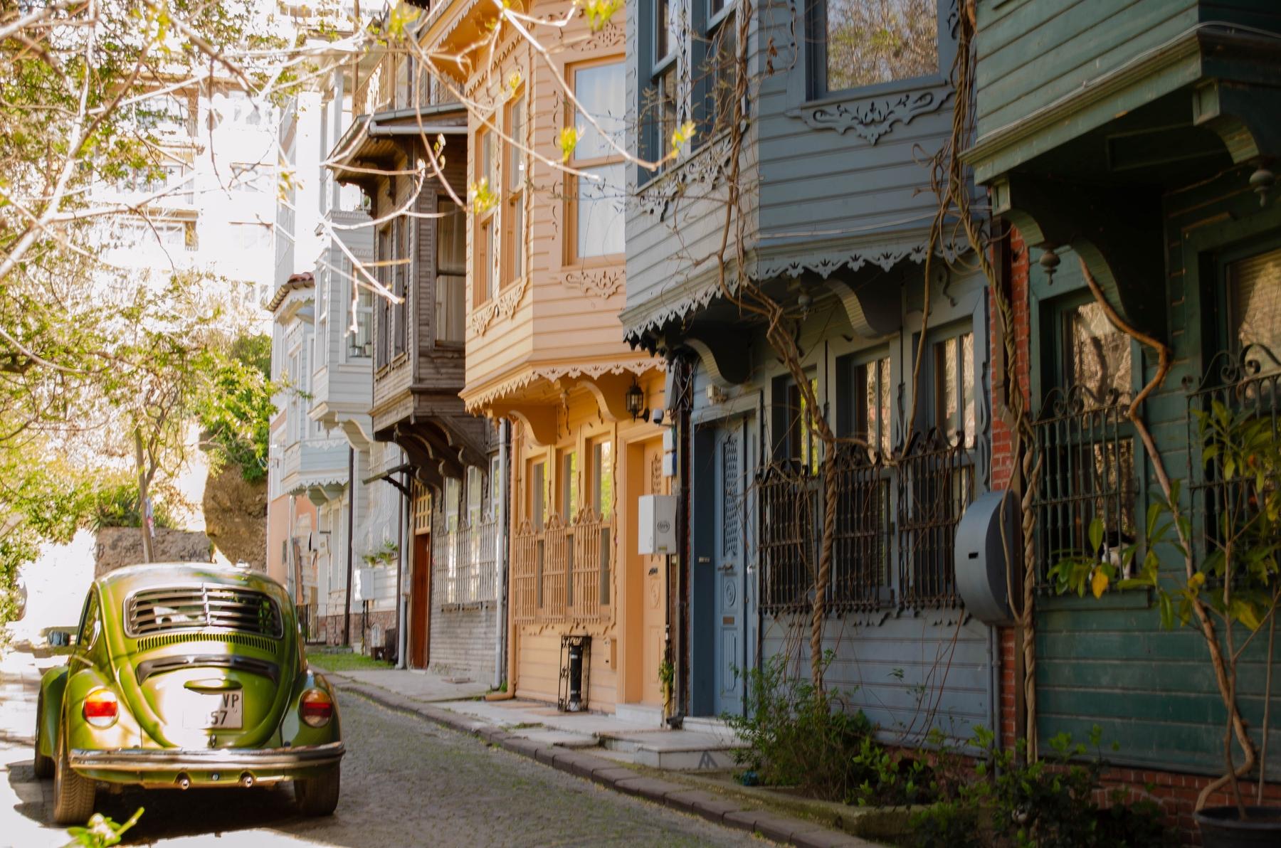 Секретные места Стамбула: район Кузгунджук