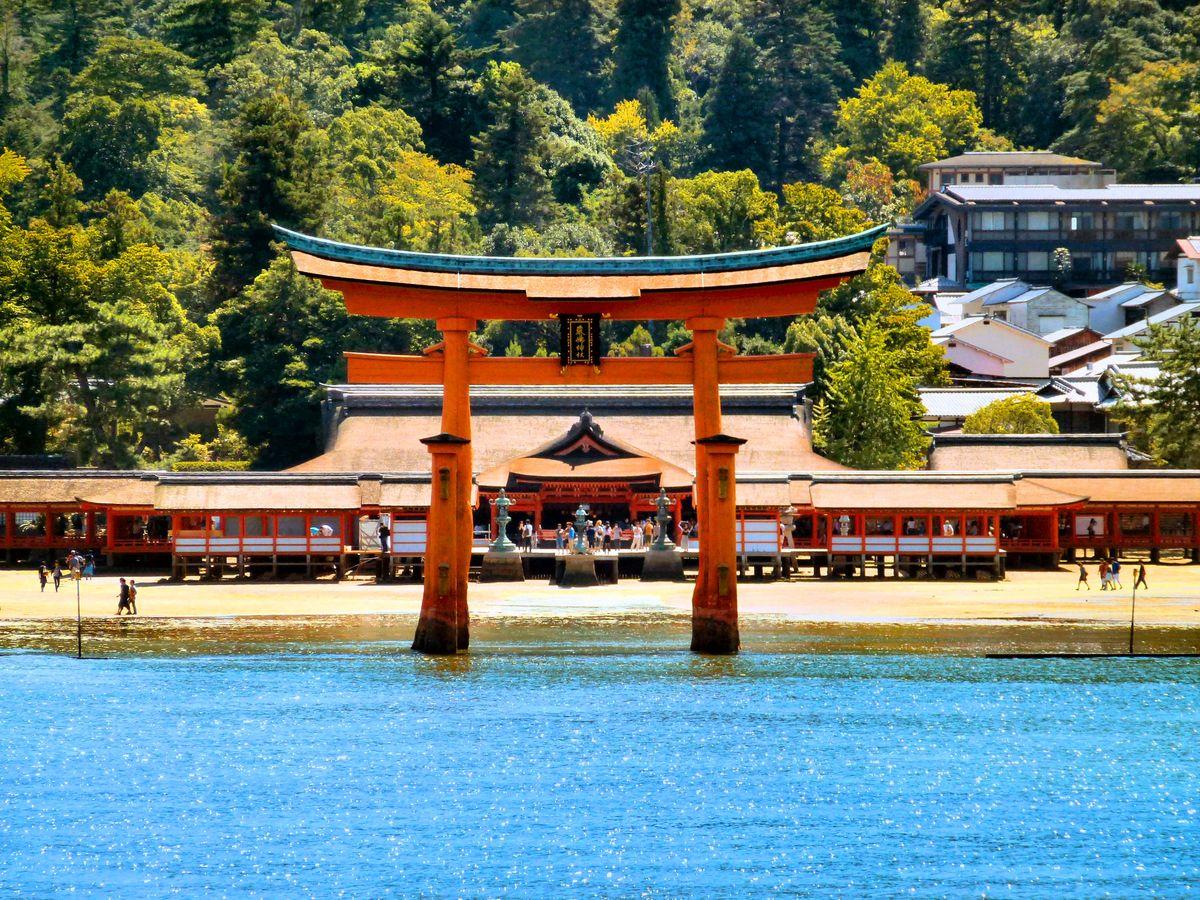 Die schönsten Inseln Japans: Itsukushima (Miyajima), Seto-Inseln