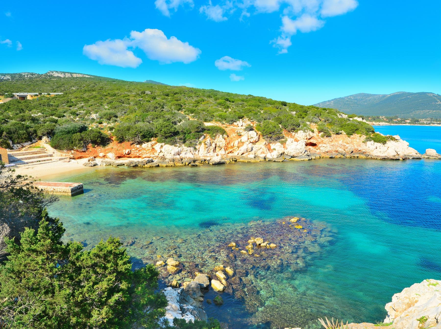 Alghero Sardegna - isole italiane più belle