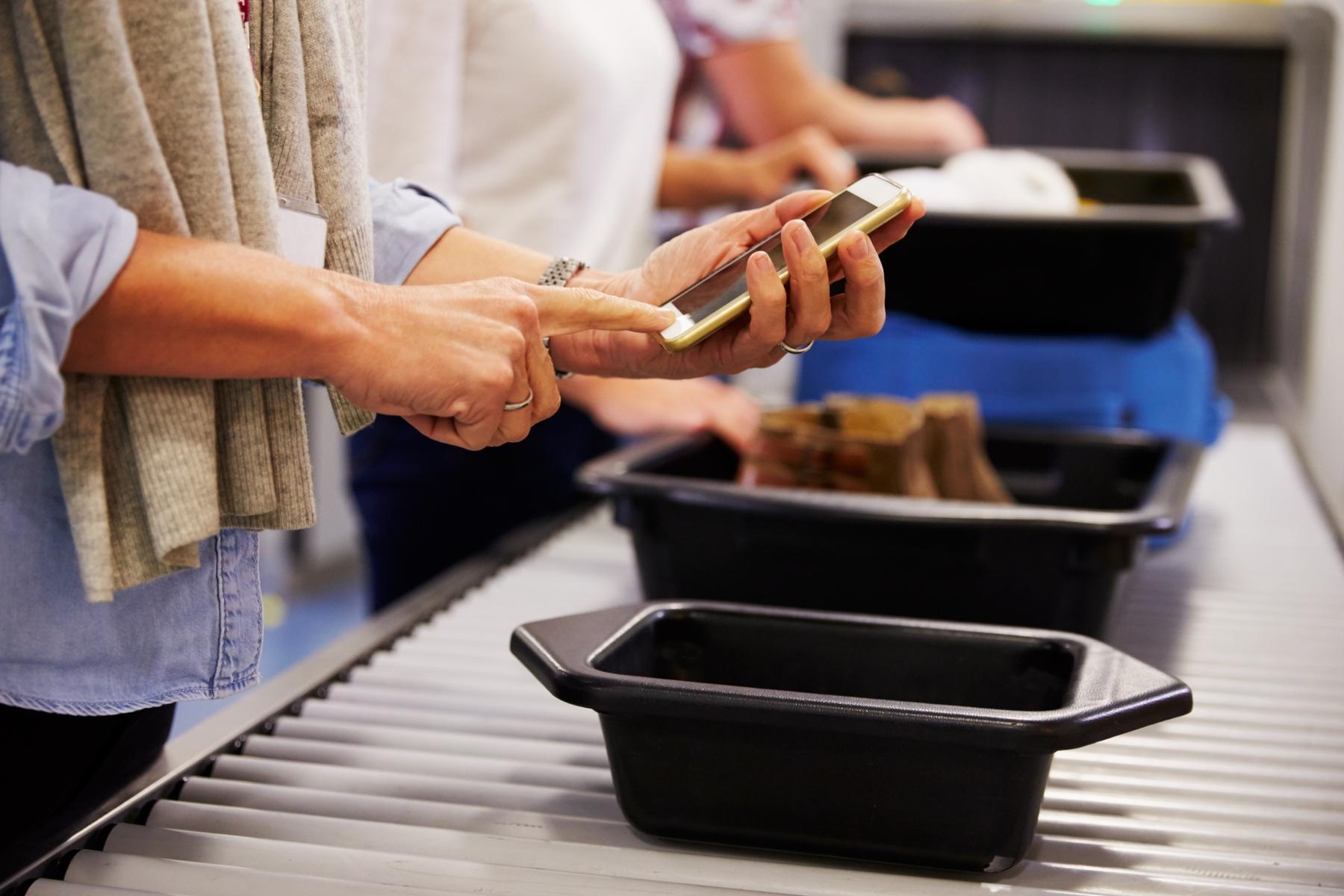 Bagaż podręczny a sprzęt elektroniczny