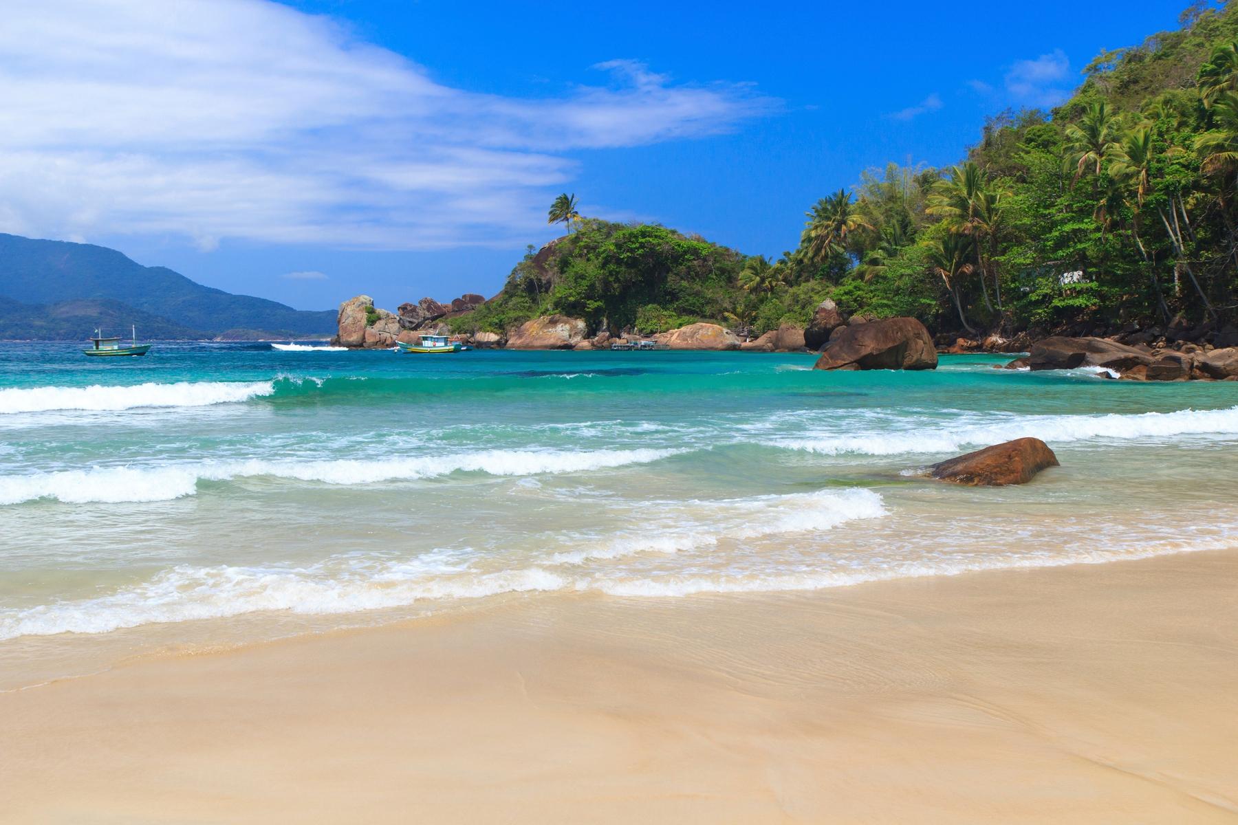Viagens relaxantes: Ilha Grande