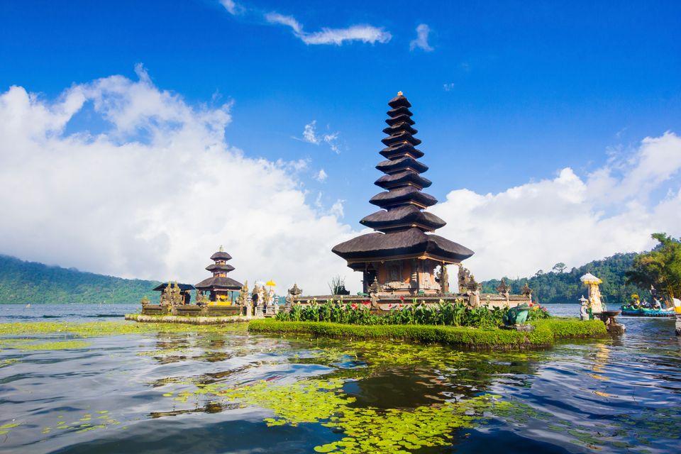 Ulun Danu Temple, Bali - Indonesia