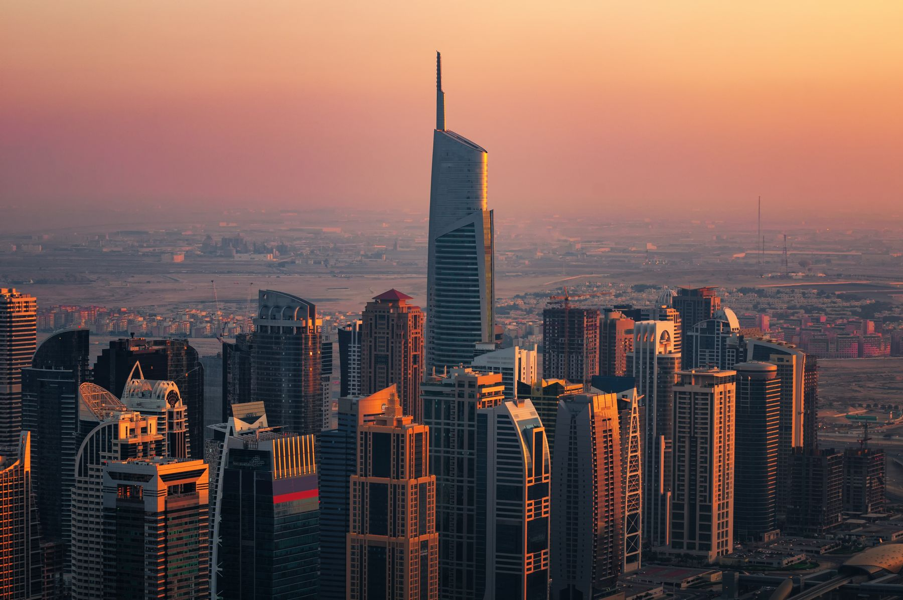 Куда поехать зимой: Арабские Эмираты