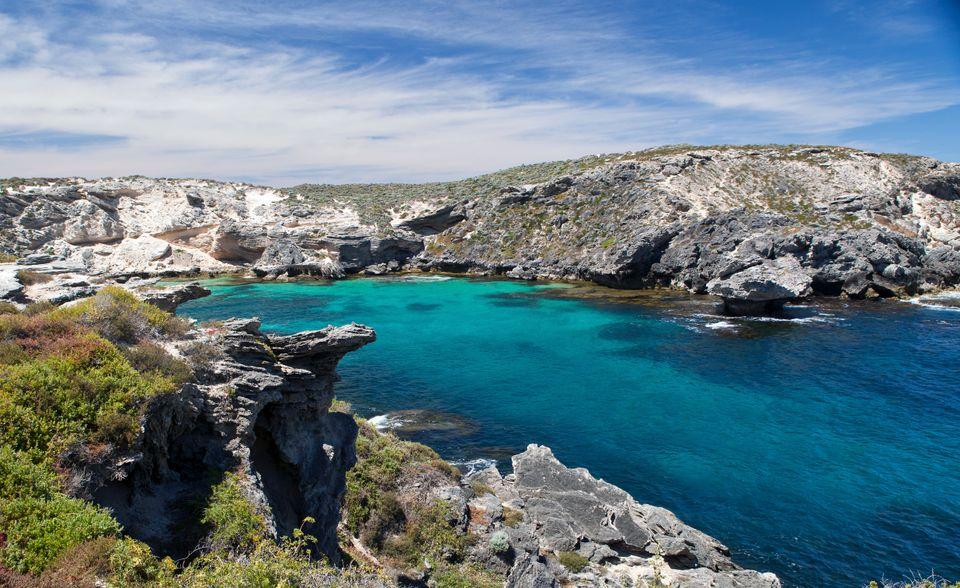 Rottnest Island, Australia, is quiet in June