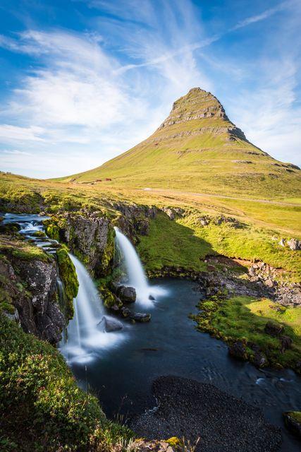 Die beste Reisezeit für Island: Island im Sommer