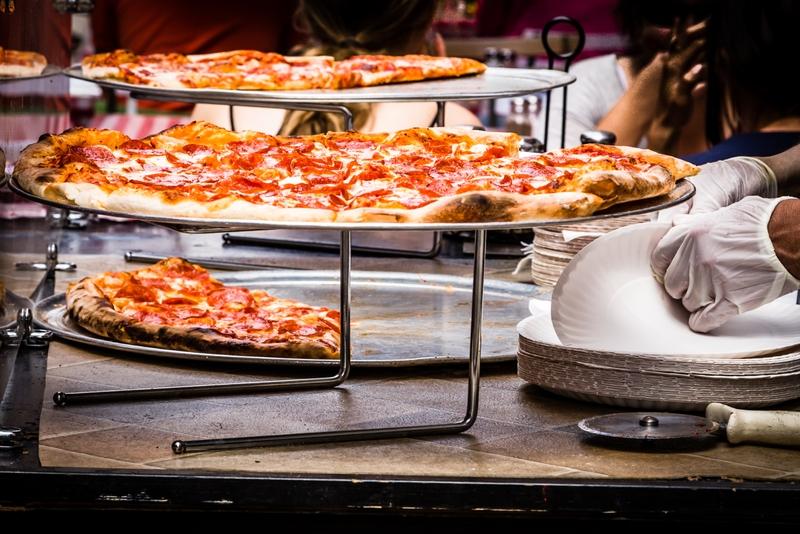 Как сэкономить на еде в Нью-Йорке