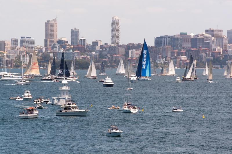 Hobart race