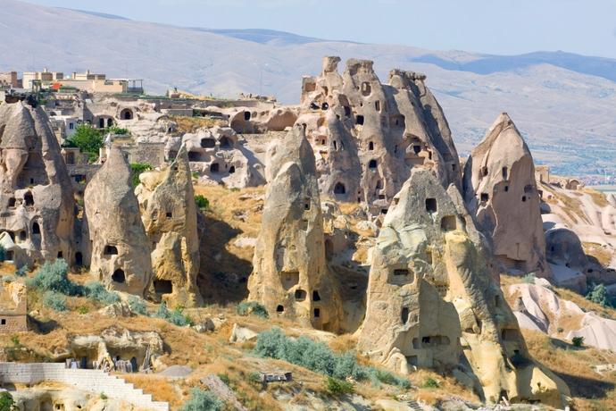 Nevşehir Kapadokya Balon Turları Peri Bacaları
