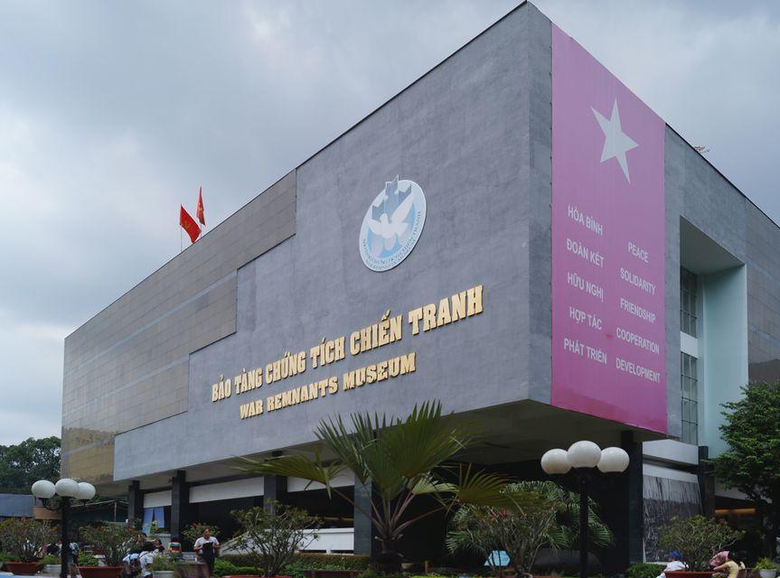 Музей военных преступлений во Вьетнаме