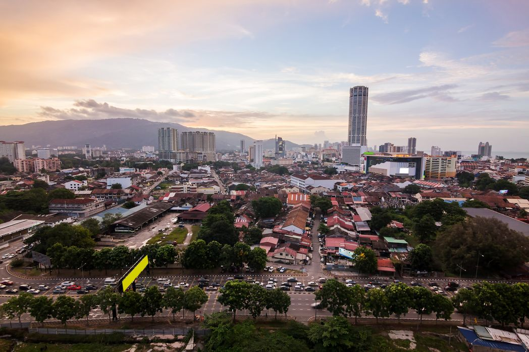 malezya Penang adası