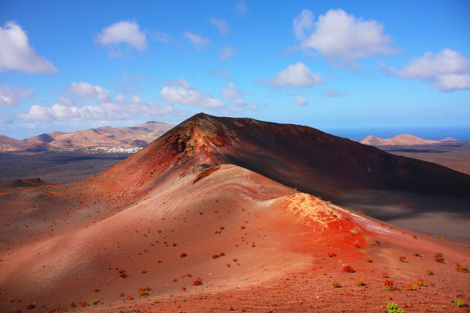 Volcanes Lanzarote