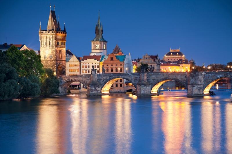 Γέφυρα του Καρόλου, Πράγα