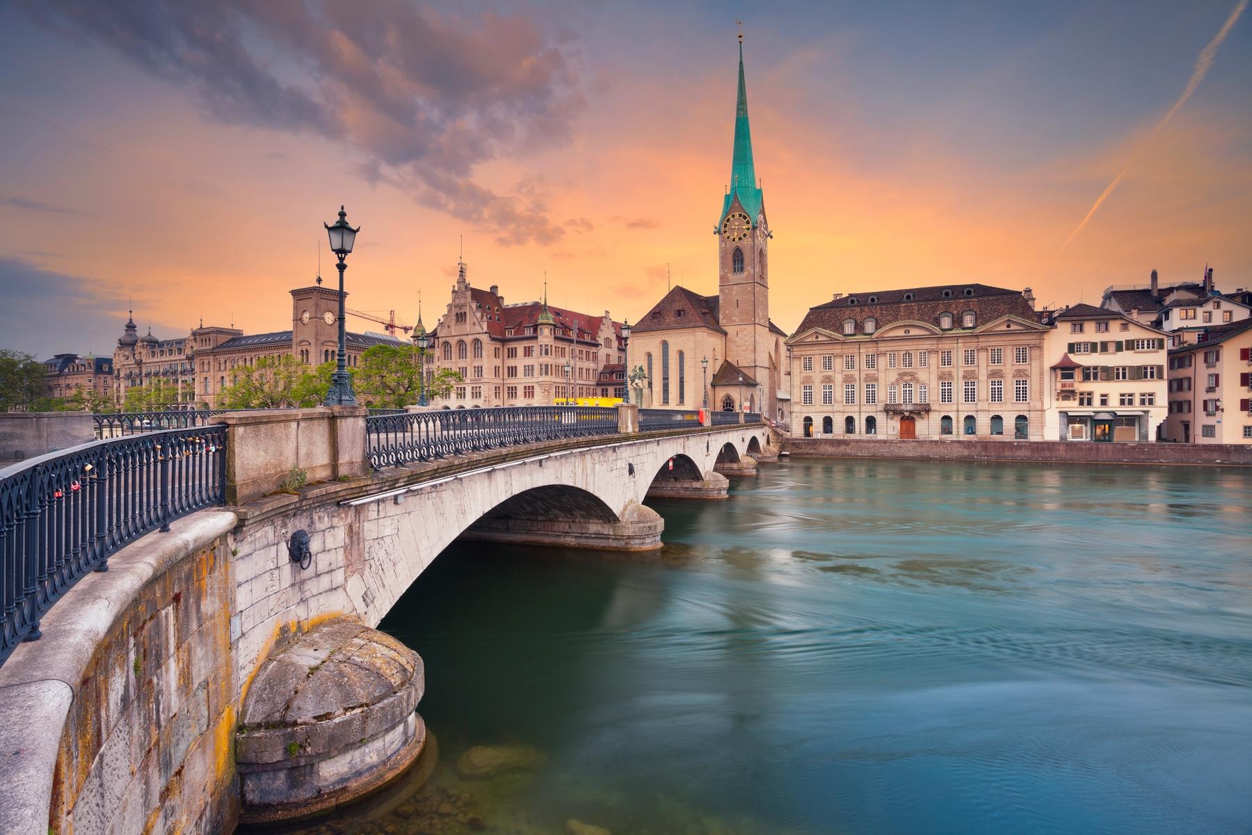 Qué ver en Zurich: Suiza