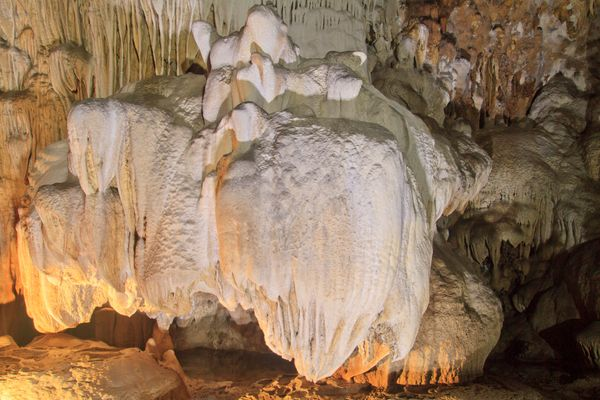 Εικόνα από το σπήλαιο