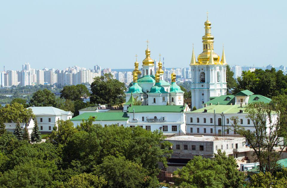 Okryj magiczne miasto nad Dnieprem
