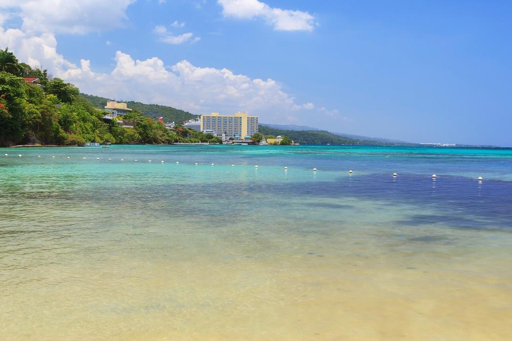 Montego Bay en Jamaïque