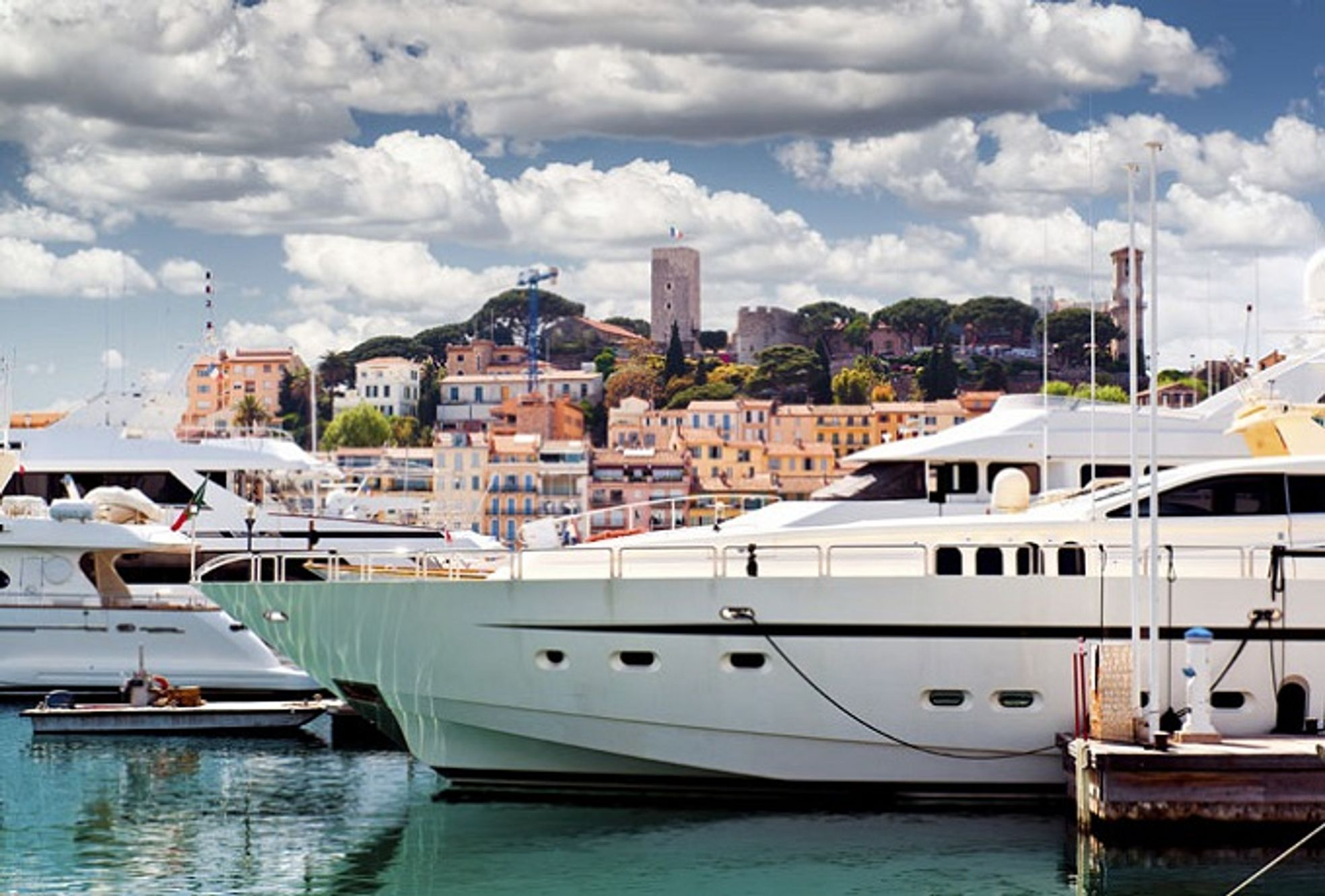 Cosa vedere a Cannes - Vieux Port