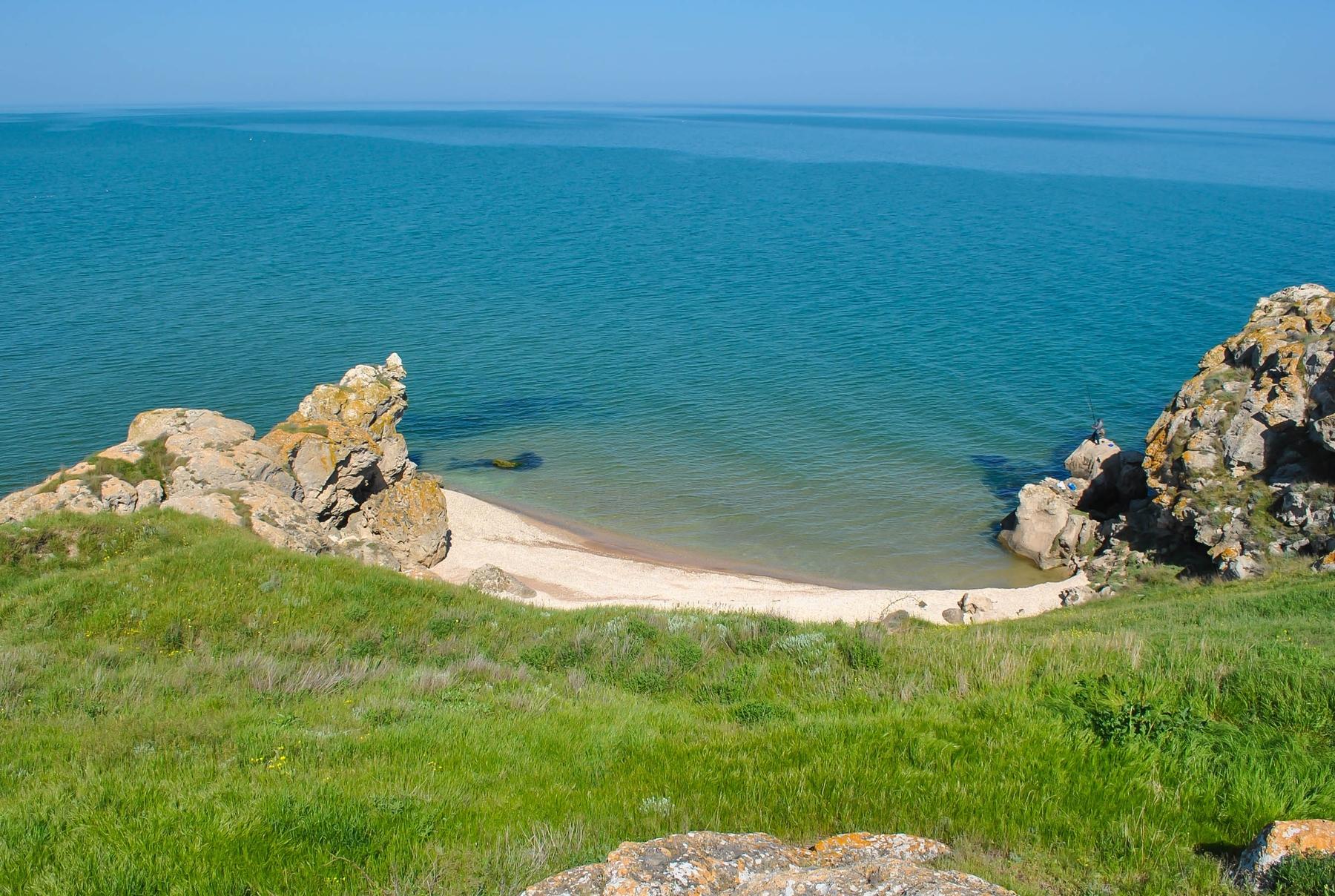 Лучшие места России для летнего отдыха. Азовское побережье